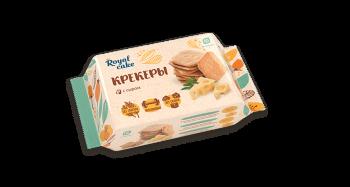 Протеиновые батончики, хлебцы, крекеры Royal Cake